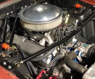 408ci Stroker Small Block Ford