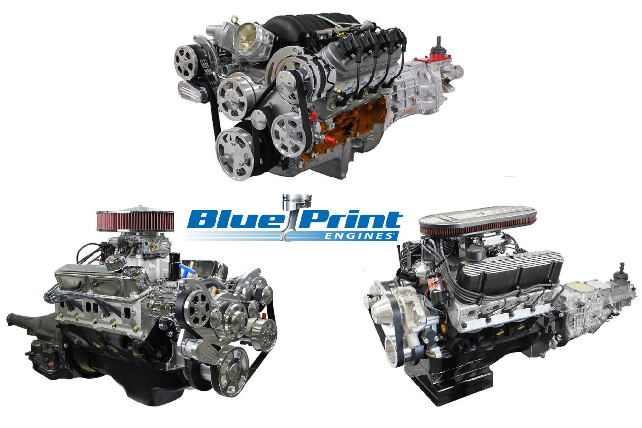 Engine and Transmission Packages
