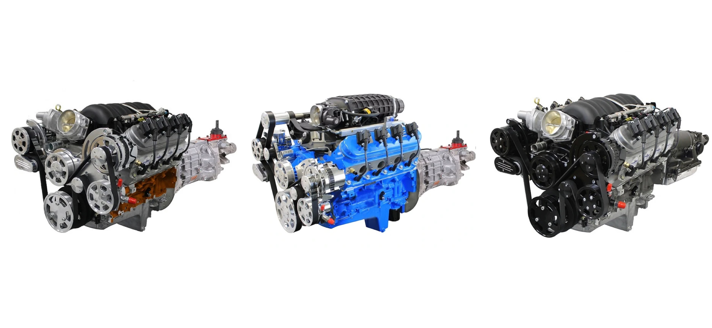 LS Engine and Transmission Packages